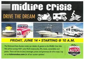 Image for Midlife Crisis - Drive The Dream