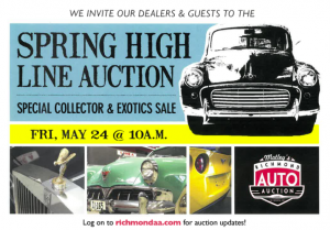 Image for Spring High Line Auction