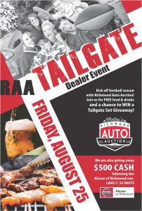Image for Tailgate Event