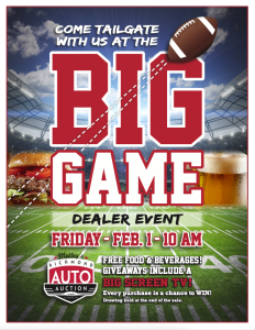 Image for Big Game Event