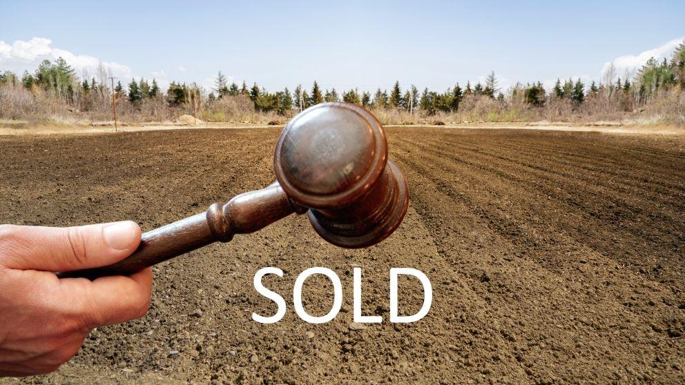 Land development sold
